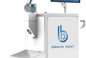انجام آزمایش سواب بینی توسط ربات