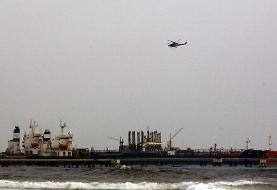 آمریکا چهار نفتکش ایرانی را در مسیر ونزوئلا توقیف کرد