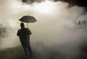 Tear gas at Portland protests raises concern about pollution
