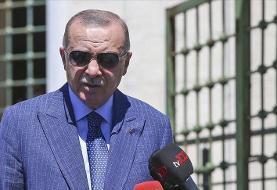 تهدید اردوغان در پی صلح اسرائیل و امارات: ممکن است روابط با امارات را تعلیق کنیم