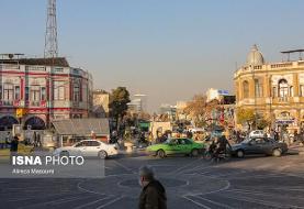 وضعیت هوای تهران قابل قبول است