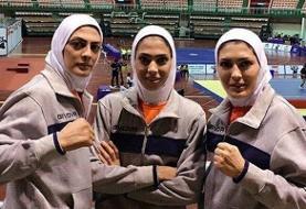 عقدهگشایی فدراسیون ووشو با حکم ۲۸ماه محرومیت خواهران منصوریان