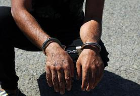 ۲ شکارچی متخلف در خاتم دستگیر شدند