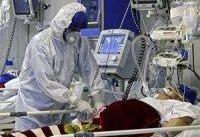 ظرفیت بیمارستان برای بستری بیماران کرونایی تکمیل شده است