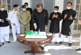 جشن روز آزادی پاکستان در تهران برگزار شد