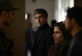 اولین تصویر از پژمان جمشیدی در فیلم «خط فرضی» منتشر شد + عکس