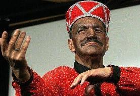 سعدی افشار   هنرمندی که دیگر تکرار نشد