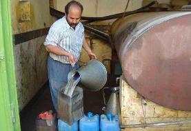 توزیع ۱۱ هزار لیتر مواد سوختی بین روستاییان
