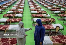 ۱۱۰ تخت نقاهتگاهی کرونا در امینآباد برای ایزوله بیماران روانپزشکی