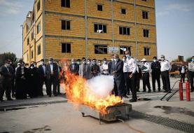 تأمین بودجه برای لباس ۲۰۰۰ آتش نشان/مسئولیت وزارتخانه های بهداشت و کار ...