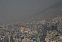 هوای تهران ناسالم شد/ شاخص