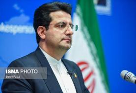 موسوی: عراقچی به عنوان فرستاده ویژه رئیسجمهور به باکو سفر میکند