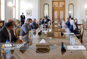 تاکید ظریف بر بهروزرسانی سند همکاری بلندمدت ایران و روسیه