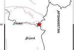 زلزله ۴.۱ ریشتری در مرز خراسان جنوبی و رضوی