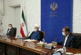 روحانی: هدف تحمیل جنگ اقتصادی، هیجان زدگی و بی برنامهگی در مدیریت کشور است