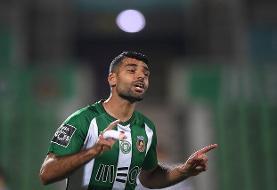 طارمی بهترین بازیکن فصل ریو آوه شد