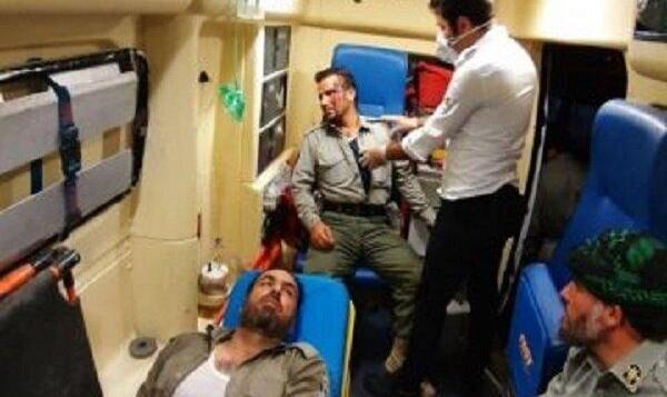 محیطبانان خرمآباد در درگیری با شکارچیان زخمی شدند