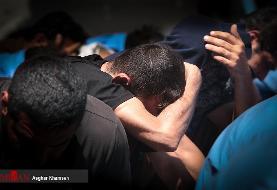 دستگیری موبایل قاپان تهرانسر/ حمله با سلاح سرد به ماموران پلیس