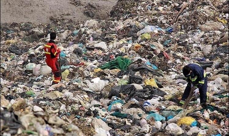 تهرانیها هر ۲۴ روز به اندازه وزن برج میلاد زباله تولید میکنند!