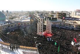 شهر زنجان محرم امسال از عزاداران مهمان پذیرایی نمیکند