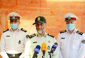 سردار حسینی، جانشین رئیس پلیس راهنمایی و رانندگی ناجا شد
