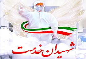 چهارمین مدافع سلامت استان و اولین شهید راه سلامت میناب