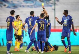 باشگاه سپاهان: اشتباه داور باعث باخت ما به استقلال شد