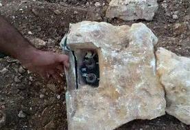 کشف دستگاه شنود اسرائیلی در جنوب لبنان