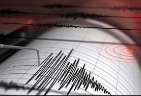 زلزله ۵.۲ ریشتری در مرز ایران و ترکمنستان