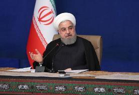 ببینید | روحانی: آمریکاییها کودکانه خیال میکردند ۲۲ بهمن میتوانند وارد کشور شوند