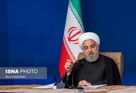 طرحهای وزارت نیرو در تهران و هرمزگان با دستور روحانی افتتاح شد