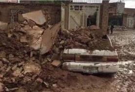 سیل در روستایی در افغانستان قربانی گرفت