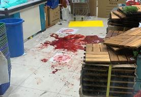 (عکس) قتل در عربستان بر سر ماسک!