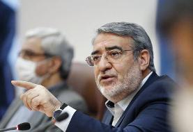 واکنش وزیر کشور به ادعای فروش جزایر ایرانی به چین | موضوع قرارداد ایران و چین را تحریف کردند