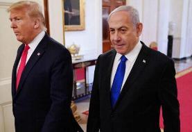 نگرانی اسرائیل درباره تحریم توسط اروپا در صورت شکست ترامپ در انتخابات