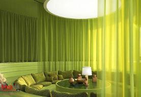 ویلای خیلی سبز در فرانسه! (+تصاویر)