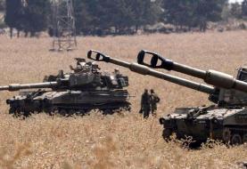 ارتش اسرائیل میگوید به مواضعی در جنوب سوریه حمله کرده است