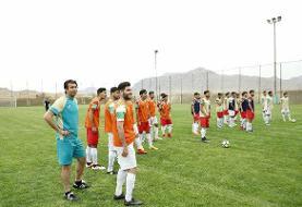 تیم فوتبال جوانان ایران به مصاف عقاب  میرود