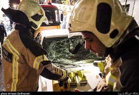 انفجار مرگبار در کارخانه تبرک/ بیش از ۱۰ نفر کشته و زخمی شدند