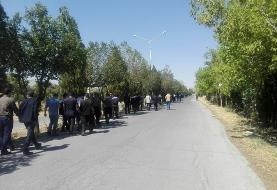 تجمع کارگران هپکو/ راهاندازی خطوط تولید خواسته اصلی کارگران