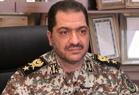 امیر سرتیپ صباحی فرد:امنیت آسمان ایران، خط قرمز پدافند هوایی ارتش است