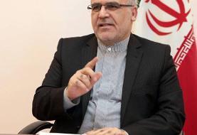 سفیر ایران در کییف: دور دوم مذاکرات بیانگر اراده متقابل برای تحکیم روابط دوجانبه است