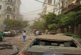 نیکزاد حادثه انفجار بیروت را تسلیت گفت