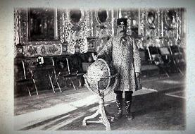 Naseraldin Shah's photo albums in Golestan Palace missing!