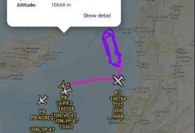 احتمال ارتباط گشتزنی ۴ فروند هواپیمای جاسوسی آمریکابا انفجار بیروت
