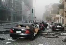 آخرین خبرها از انفجار مهیب بیروت؛ دلیل انفجار چه بود؟ | چند کشته، صدها زخمی و خسارتهای مالی سنگین