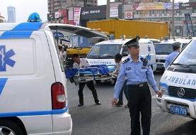 انفجار در کارخانه مواد شیمیایی در چین ۶ کشته داد