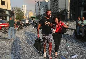 واکنشهای بین المللی به انفجار بیروت