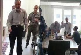 بقایی، معاون احمدی نژاد از بیمارستان اعصاب و روان مرخص شد؟