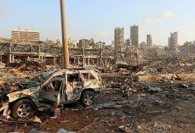 پیام تسلیت شمخانی در پی انفجار در بیروت